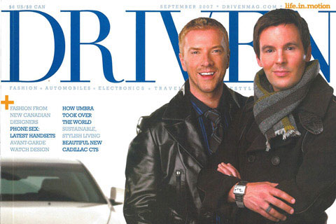 Driven magazine