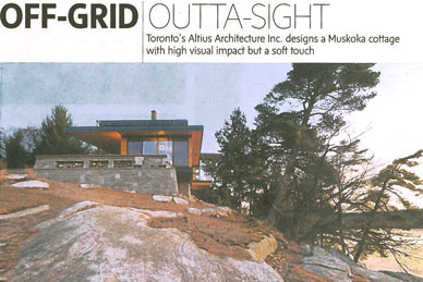 Off-Grid Outta-Sight