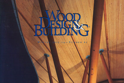 Wood Design and Building