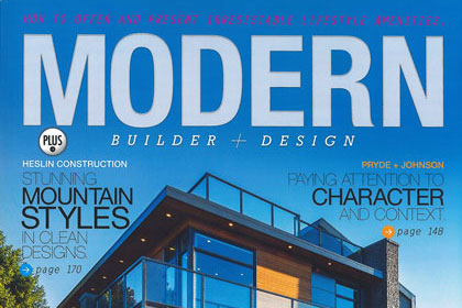 Modern Builder and Design