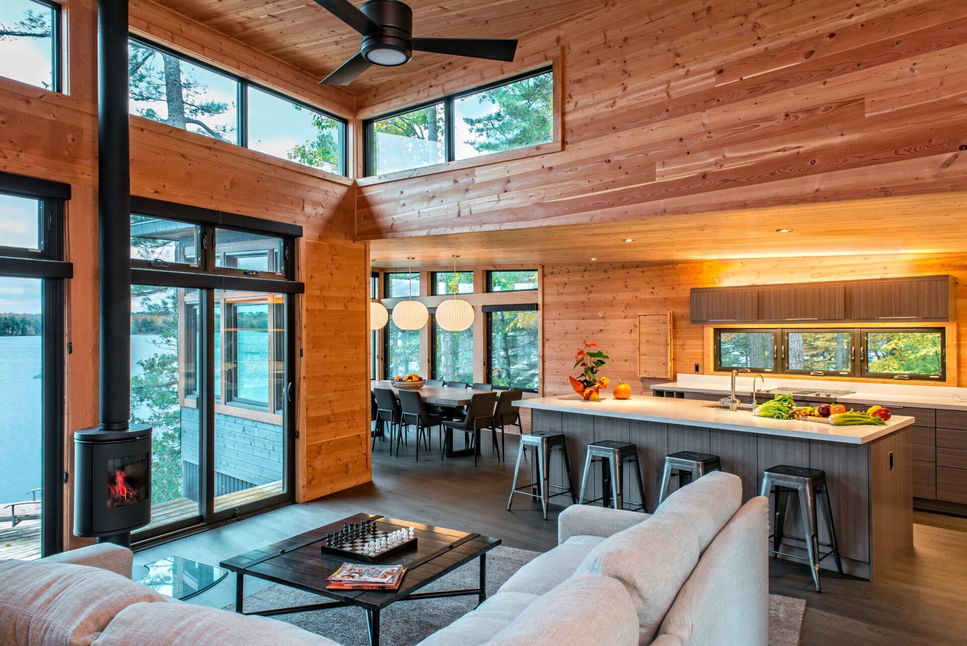 Whitefish Lake Cottage