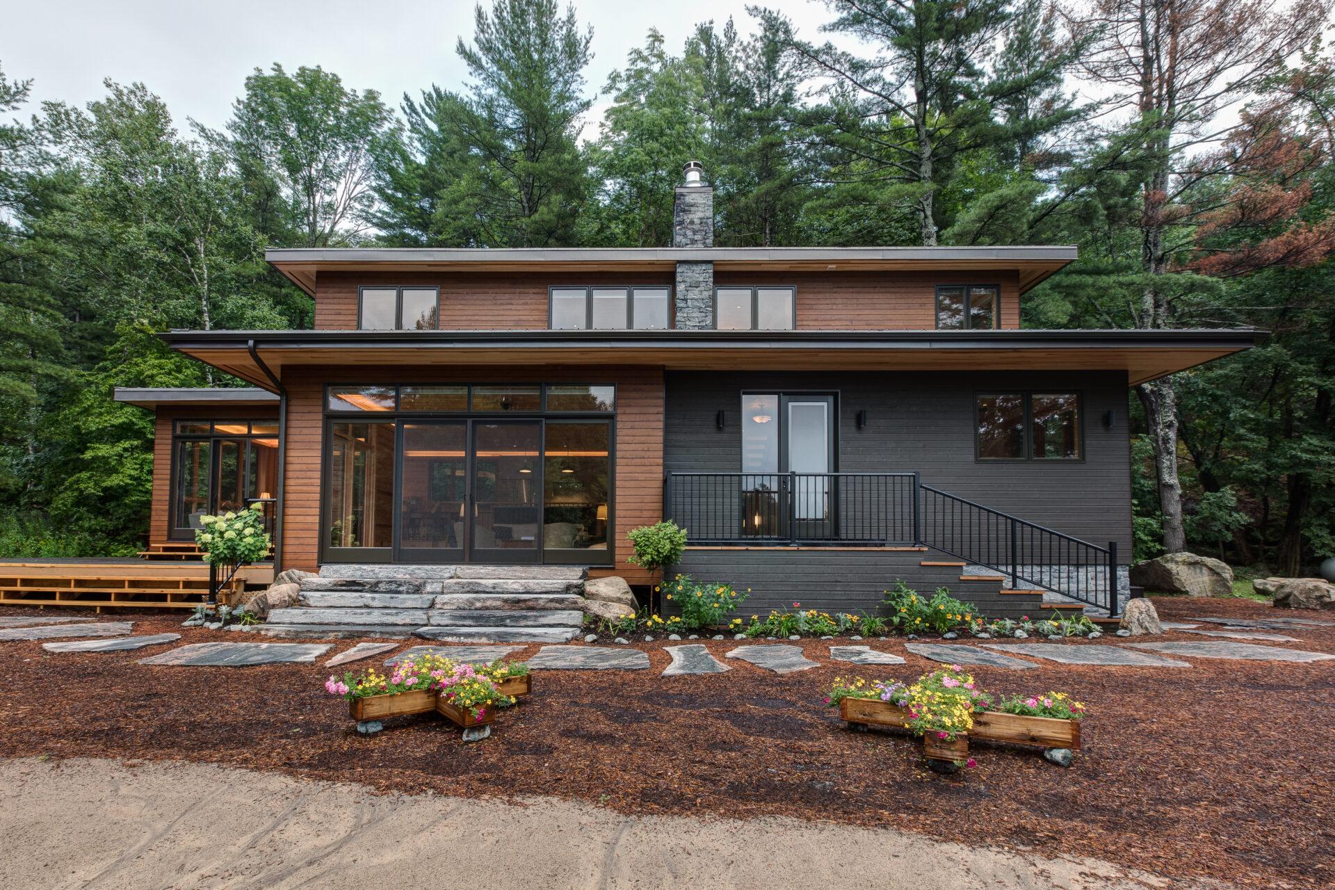 Rousseau Falls Cottage